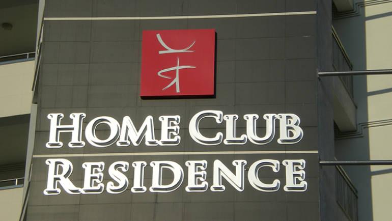 HOME CLUB RESIDENCE