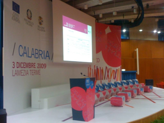 CONVENTION REGIONE CALABRIA