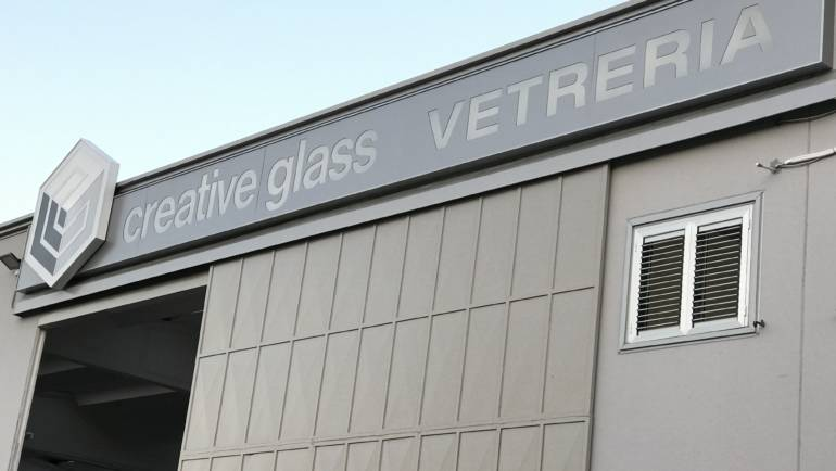 CREATIVE GLASS VETRERIA